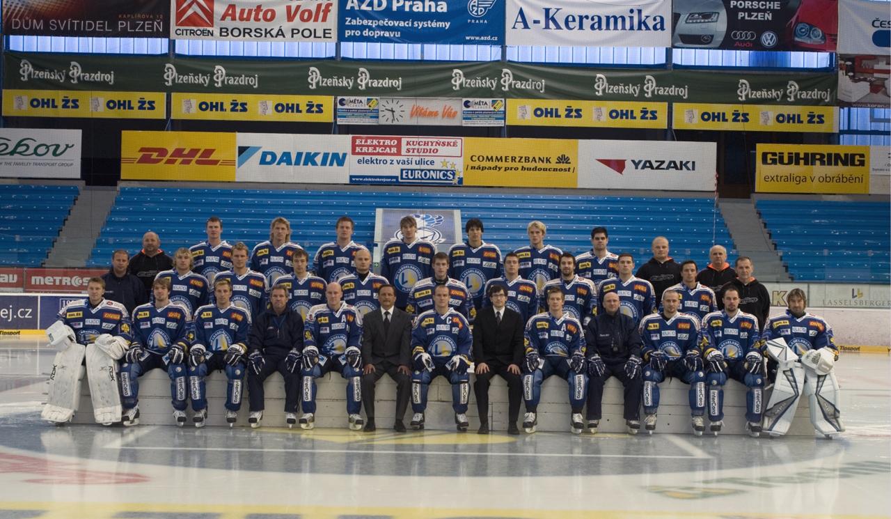 Společné foto 2008/09